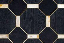 FLOORS & WALLS / by Christina Rottman Designs