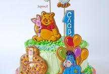 cookies cakes children
