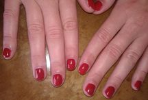 My hobby - Nails / My First :)