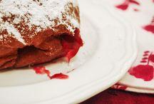 Paczki / Our take on this famous Fat Tuesday treat. :)