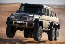 That Beast Belongs Off-Road / Vehicles that shouldn't be on paved roads. / by Gear Heads