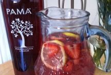 PAMA Celebrate Summer / Drinks and party ideas from PAMA / by Oh My! Creative
