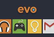 Evo - Icon Pack v4.2.2