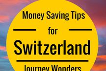 Switzerland | Travel Planning Guide / Travel planning advice and travel tips for Switzerland, including where to travel, which cities to visit, and the outdoor adventures that should be on your bucket list!