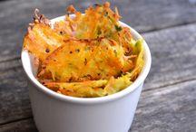 Zöldség chips