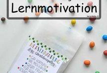 Geschenkidee Lernmotivation