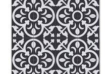 Black Tile Designs
