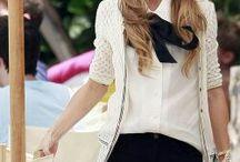 Style icon Olivia P.