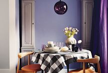 Pantone Colors Interiors / Interior design ideas inspired by Pantone's 'Color Of The Year' over time.