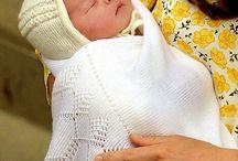 HRH Princess Charlotte of Cambridge