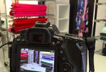 FC Fabric Studio Tutorials / Sneak peaks and behind the scenes images of FC Fabric Studio tutorials!
