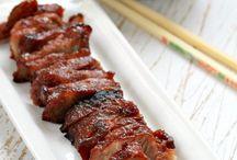 Pork / Bbq pork