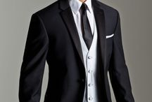 Wedding groom suit
