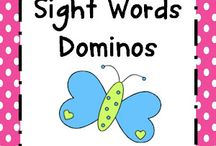 Literacy- Sight Words / by Nyah