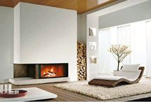 Fireplaces / Design of fireplaces