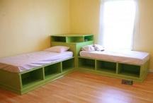Boys' Room Inspirations