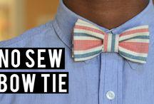 Men's clothing - easy ways