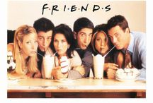 F·R·I·E·N·D·S / Just the coolest and most hillarious TV show ever
