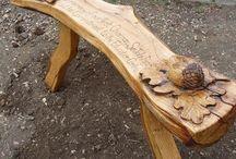 деревянный якорь