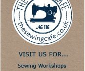 Sewing Cafe / A perfect combination of creative sewing enthusiasts and creators, a space to explore, enrich, exchange sewing related ideas and tricks of the trade