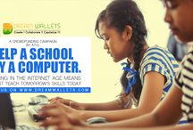 HELP A SCHOOL BUY A COMPUTER. / According to the teachers all the students at the Rajkiya Prathmik Kanya Pathshala are enthusiastic in learning about Computers but are not getting the opportunity to do so. Help them in their education so that they can widen their learning horizon.