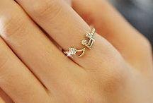 Jewelery / Ringer,smykker,klokker,armbånd