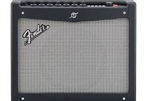 Guitar Amplifiers / Guitar combos, heads and cabs