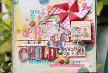 Scrapbooks, Mini Albums and Tags / by Melanie Sterry
