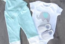 Baby clothes DIY