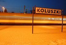 Koluszki / Impresje i zdjęcia z Koluszek