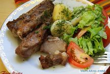 Мясо, маринады