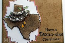 Texana Designs Christmas Cards / by Texana Designs - Jimmye Sue Mitchell