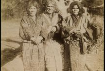 Ainu at Sakhalin island, russia