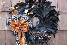 -Wreaths- / for the door / by Nicole Reece