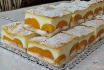Desserts, sweets ...