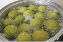 Poderes del limón hervido