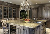 new kitchen  / by Desiree Pacino