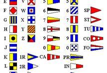 signaux de bateau