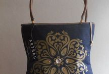 bag with mandala
