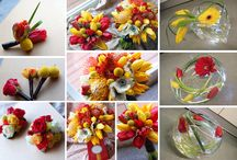 Wedding Color Palettes / by Plush Catering