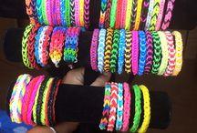 Loom bands / Loom bands