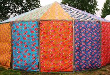 TENTS / tents, installations