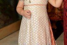 pakistani dresses for little girls