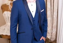 Le marié : costume