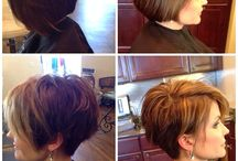 Hairstyles / by Saundria Ash