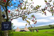 Teepees around the world... / Here's a sneak peak of UK teepee events...