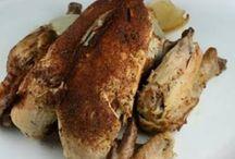 Chicken / Recipe / by Heidi Amore
