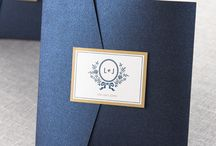 Pocket Invitations / by B Wedding Invitations