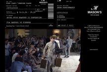 Mason's, show performance aw 2016/2017 collection / Masons' Fashion Show at Four Seasons Hotel in Florence to present the new autumn winter 2016/2017 collection.  Mason's  Premiata Azienda di Abbigliamento dal 1974 www.masons.it