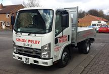 Simon Welby / First vehicle supplied to Simon Welby